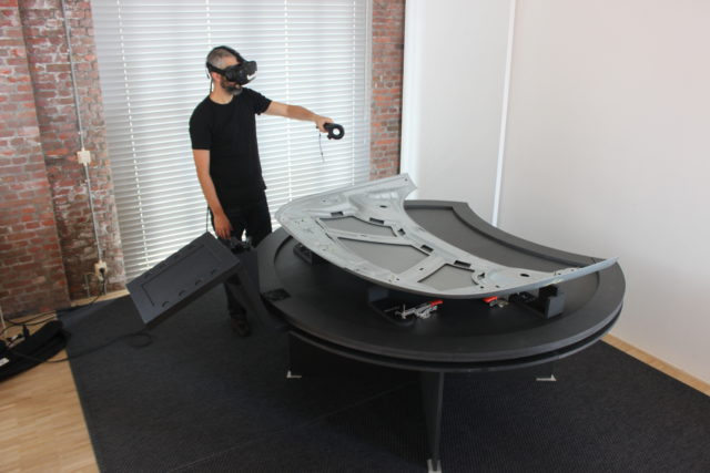 Embodied Virtual Reality